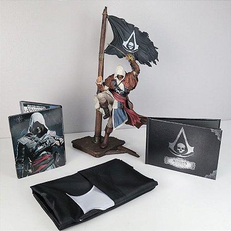 Edição de Colecionador Assassin's Creed IV: Black Flag (Produto com leves avarias) - PS3