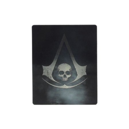 Jogo Assassin's Creed IV: Black Flag + Soundtrack (SteelCase) - Xbox One