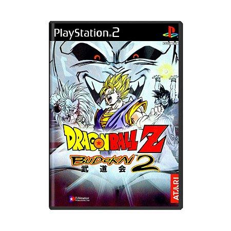 Jogo Dragon Ball Z: Budokai 2 - PS2