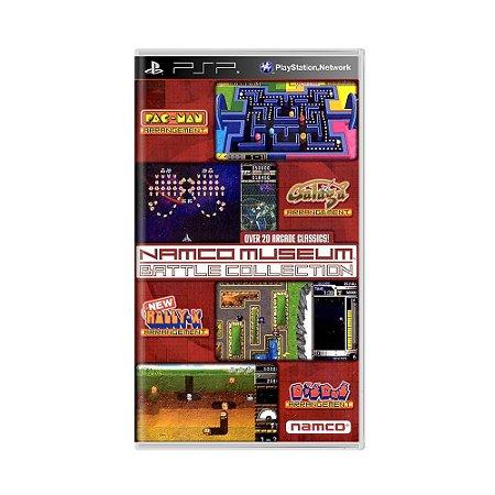 Jogo Namco Museum Battle Collection - PSP