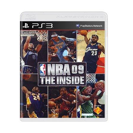Jogo NBA 09: The Inside - PS3