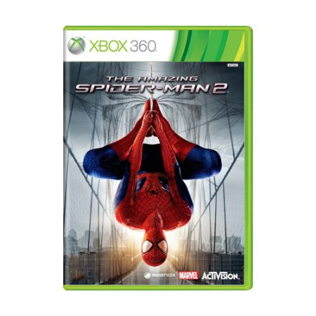 Jogo The Amazing Spider-Man 2 - Xbox 360