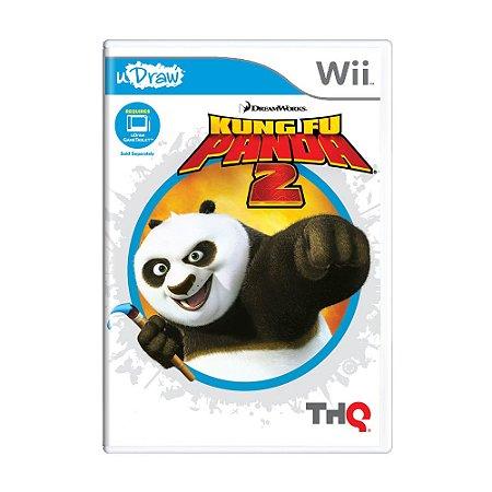 Jogo Kung Fu Panda 2 - Wii