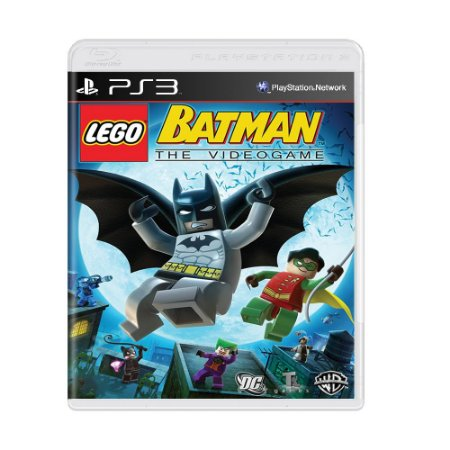 Jogo LEGO Batman: The Video Game - PS3