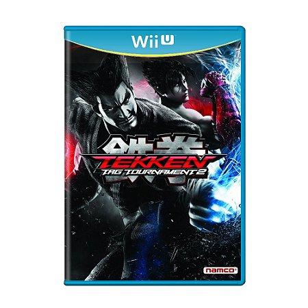 Jogo Tekken Tag Tournament 2 (Wii U Edition) - Wii U