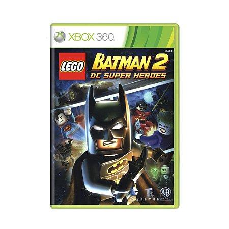 Jogo LEGO Batman 2: DC Super Heroes - Xbox 360