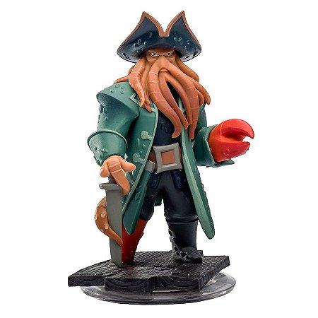 Boneco Disney infinity: Davy Jones