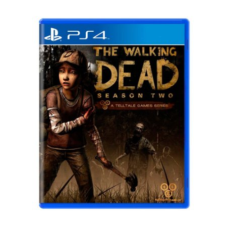 Jogo The Walking Dead: Season Two - PS4