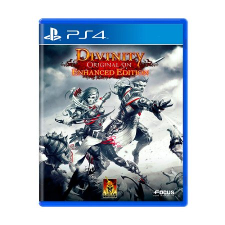 Jogo Divinity: Original Sin Enhanced Edition - PS4
