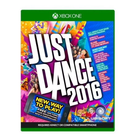 Jogo Just Dance 2016 - Xbox One