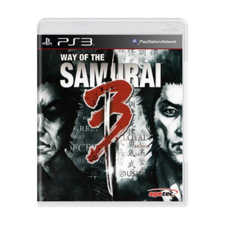 Jogo Way of the Samurai 3 - PS3
