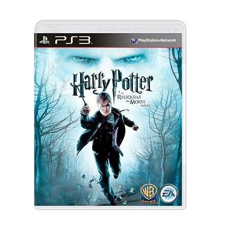 Jogo Harry Potter e as Relíquias da Morte Parte 1 - PS3