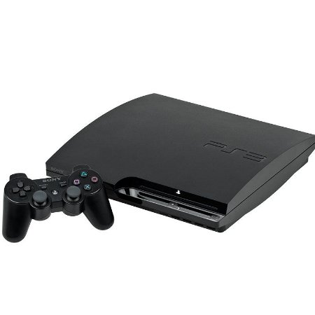 Console PlayStation 3 Slim 120GB - Sony