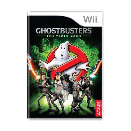 Jogo Ghostbusters: The Video Game - Wii