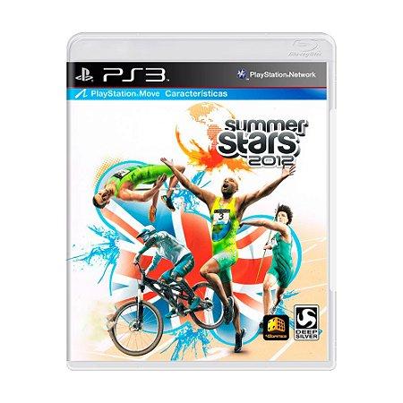 Jogo Summer Stars 2012 - PS3
