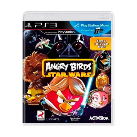 Jogo Angry Birds: Star Wars - PS3