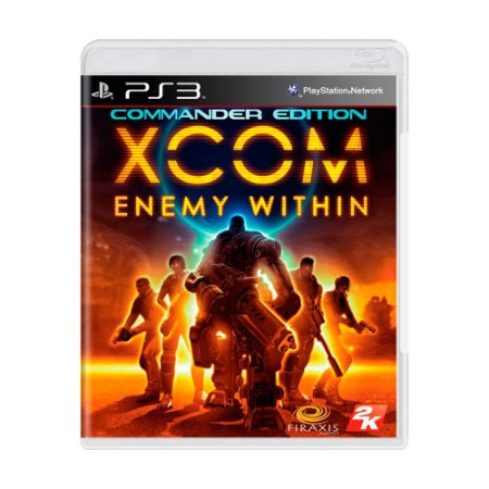 Jogo XCOM: Enemy Within - PS3