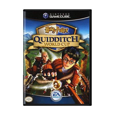 Jogo Harry Potter: Quidditch World Cup - GC