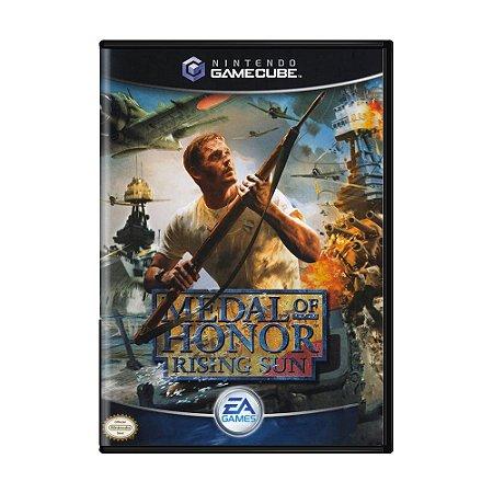 Jogo Medal of Honor: Rising Sun - GameCube