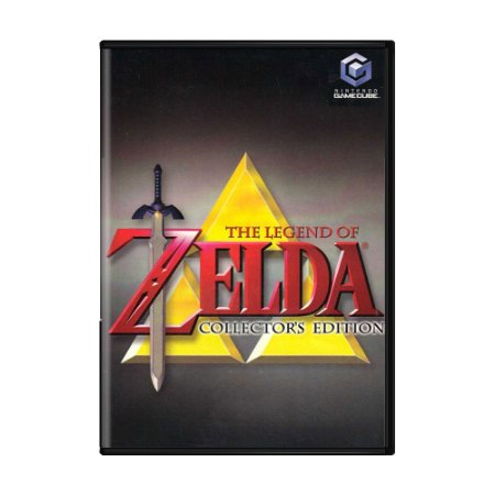Jogo The Legend of Zelda: Collector's Edition - GC