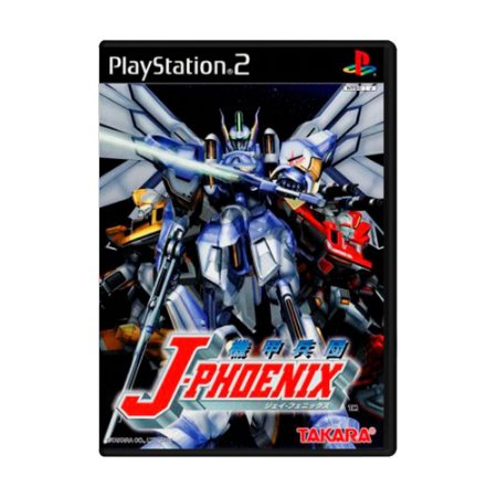 Jogo J-Phoenix [Japonês] - PS2