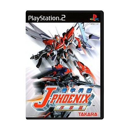 Jogo J-Phoenix: Burst Tatics - PS2