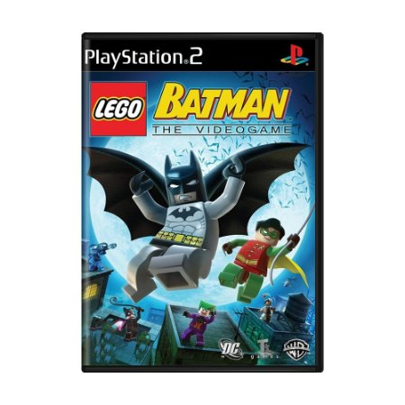 Jogo LEGO Batman: The Videogame - PS2
