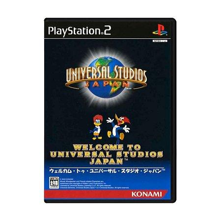 Jogo Universal Studios Japan - PS2