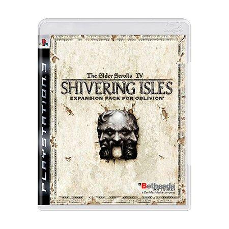 Jogo The Elder Scrolls IV Shivering Isles: Expansion Pack for Oblivion - PS3