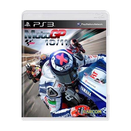 Jogo Moto GP 10/11 - PS3