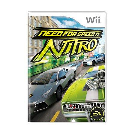 Jogo Need for Speed: Nitro - Wii