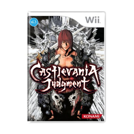 Jogo Castlevania Judgment - Wii