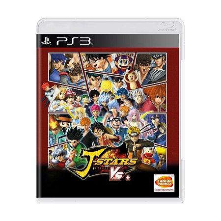 Jogo J-Stars Victory VS+ - PS3