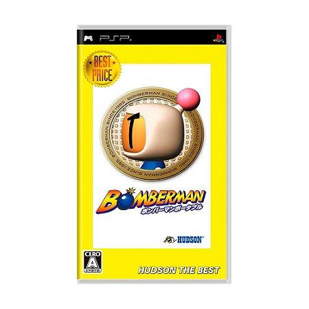 Jogo Bomberman [Japonês] - PSP