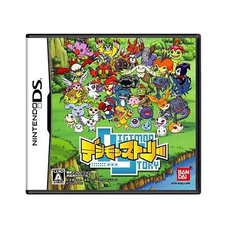 Jogo Digimon World - DS [Japonês]