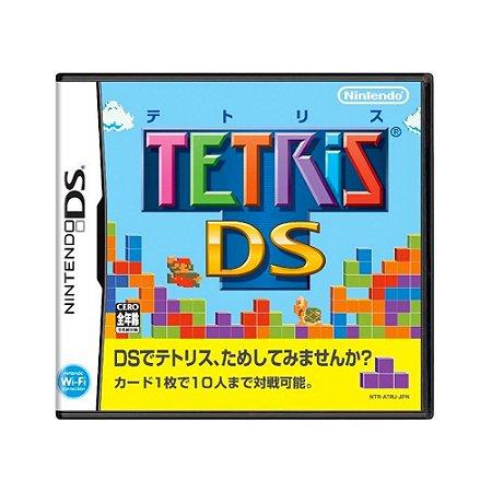 Jogo Tetris DS - DS [Japonês]