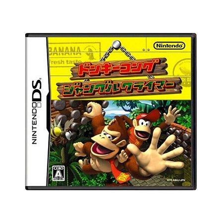 Jogo Donkey Kong: Jungle Climber - DS [Japonês]