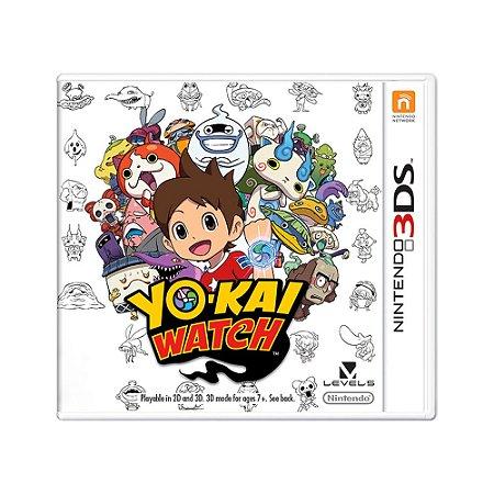 Jogo Yo-Kai Watch - 3DS
