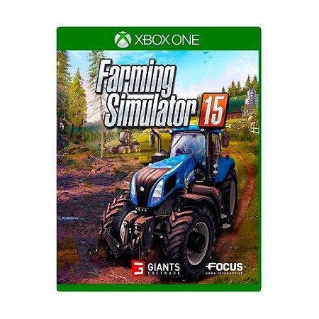 Jogo Farming Simulator 2015 - Xbox One