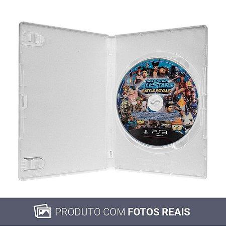 Jogo PlayStation All-Stars Battle Royale - PS3 (Sem Capa)