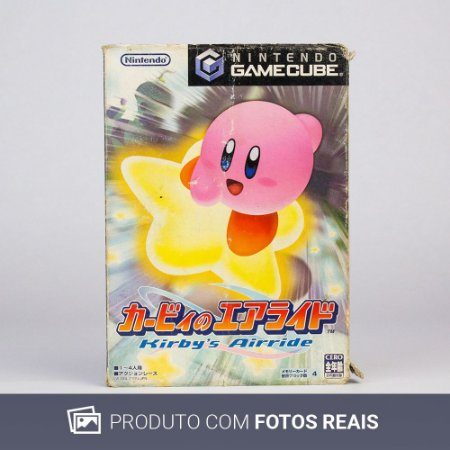 Jogo Kirby's Air Ride - GC