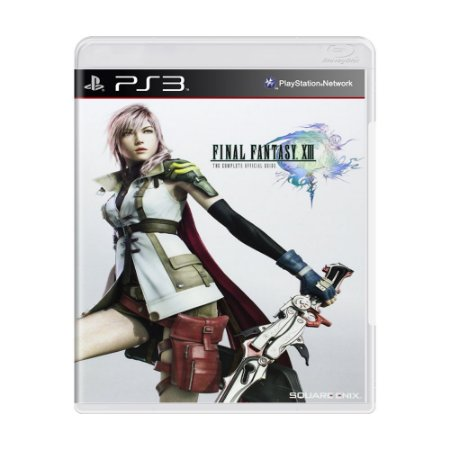 Jogo Final Fantasy XIII - PS3