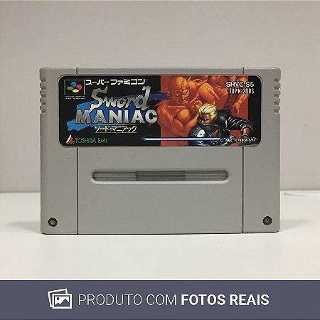 Jogo Sword Maniac - Super Famicom