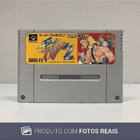 Jogo Final Fight 2 - Super Famicom