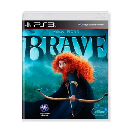 Jogo Brave - PS3