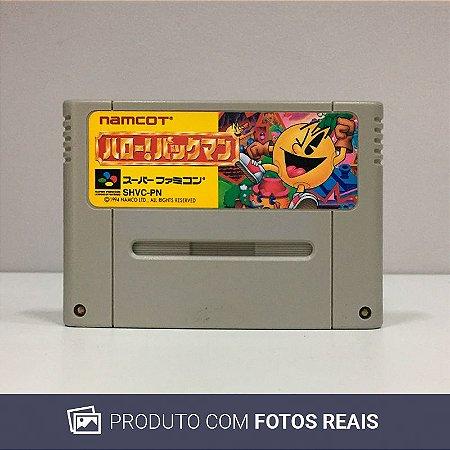 Jogo Pac-Man 2: The New Adventures - Super Famicom