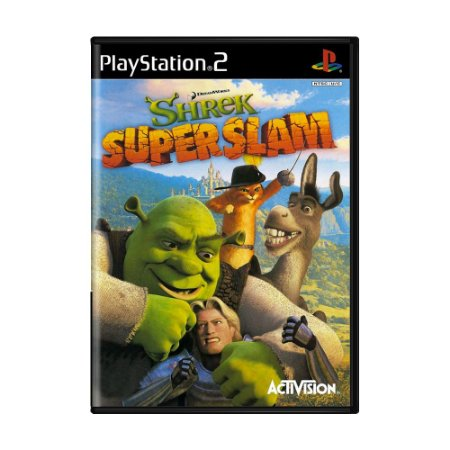 Jogo Shrek: Super Slam - PS2