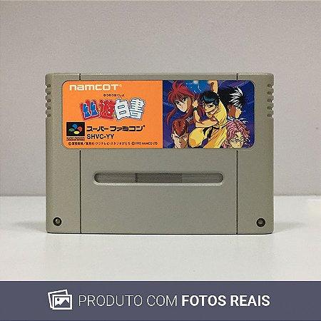 Jogo Yu Yu Hakusho - Super Famicom