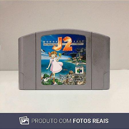 Jogo Wonder Project J2 - N64 [Japonês]