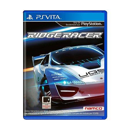 Jogo Ridge Racer - PS Vita